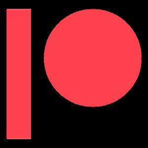 Patreon Logo Icon
