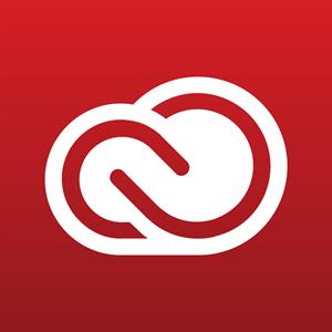 Adobe Creative Cloud CC Logo