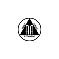 Alcoholics Anonymous Logo Small