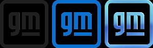 General Motors GM New Logo
