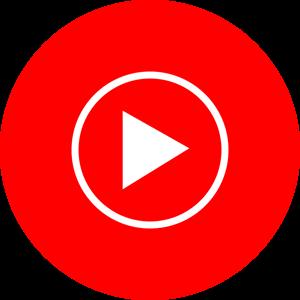 Youtube Music Logo
