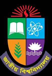 National University of Bangladesh Logo