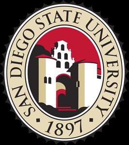 San Diego State University Seal Logo