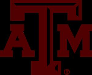 Texas AM University Logo