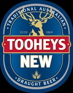Tooheys New Logo