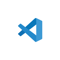 Visual Studio Code Logo Small