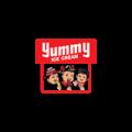 Yummy Ice Cream Logo